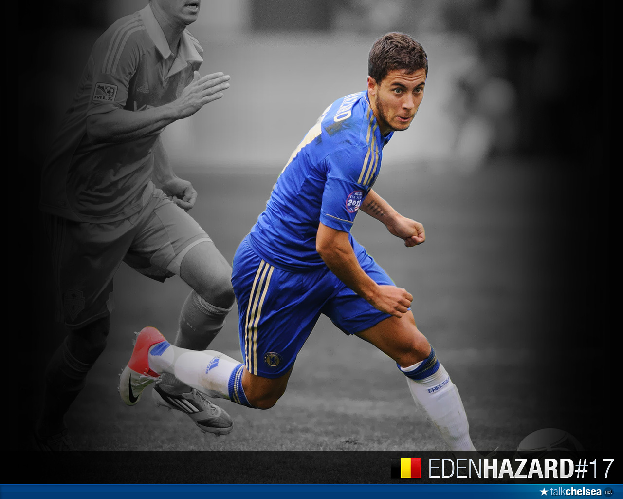 Eden Hazard Wallpaper - Graphics Forum - Talk Chelsea